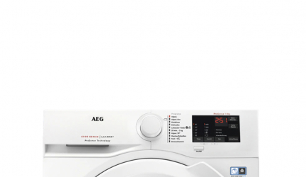AEG L6FBI841, una buena lavadora de 8 kg de carga y 1400 r.p.m