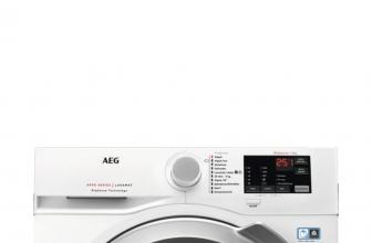 AEG L6FSI844, lavadora con clase energética de A+++-20%