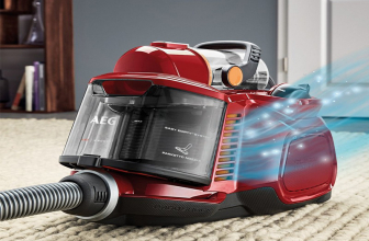 AEG LX7-1-WR-P, aspiradora silenciosa para el hogar