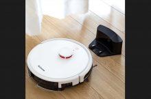 Alfawise V9S, un robot aspirador inteligente y moderno