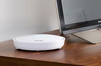 Asus Lyra, características del sistema de red Wifi profesional