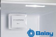 Balay 3FC1601B, un buen frigorífico con sistema ExtraVentilation