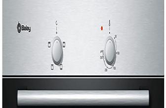 Balay 3HB411XM, ¿cómo es este horno convencional de 60 cm?