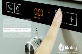 """Balay 3HB4331X0, ¿sabías que existe la función """"aire caliente 3D""""?"""