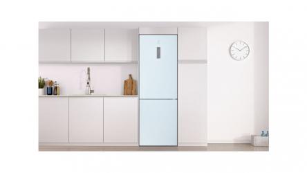 Balay 3KFD566WI, frigorífico combi con estética bonita y clase A+++