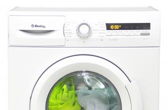 Balay 3TS60107, buena lavadora para viviendas unifamiliares