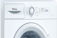 Balay 3TS853B, una práctica lavadora de 5,5 kg de carga