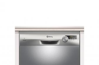 Balay 3VS521IA, lavavajillas de 12 servicios con diseño inox