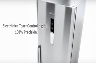 KGN39XI45, un buen frigorífico combi de Bosch