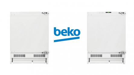 Beko BU1103N y Beko BU1203N, integrables y pequeñitos