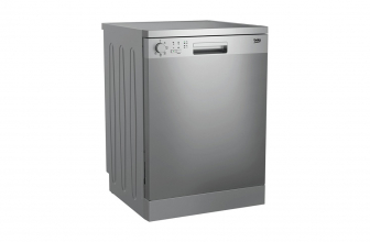 Beko DFN05321X, un lavavajillas diseñado en acero inoxidable
