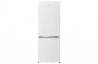 Beko RCNE560K40WN, frigorífico combi sencillo y espacioso