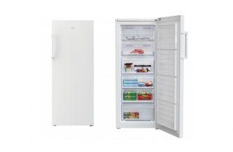 Beko RFNE270K31WN, interesante congelador vertical sencillo