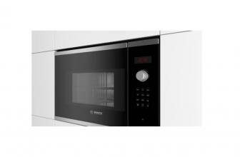 Bosch BEL523MS0, microondas con grill con recetas automáticas