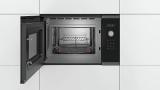 Bosch BEL554MS0, un microondas con gratinador y recetas gourmet