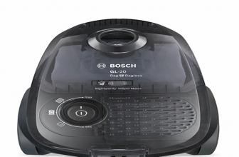 Bosch GL-20, un aspirador potente y sin bolsa