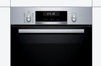 Bosch HBA5780S00, el horno pirolítico que se limpia según la suciedad