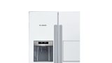 Bosch KAG90AW204, hablemos de este frigorífico americano blanco
