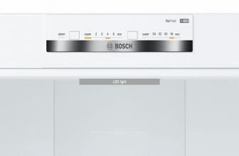 Bosch KGN36VW3A, ¿cómo es este combi blanco?