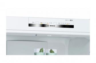 Bosch KGN39VWEA, buen frigorífico combi No Frost blanco