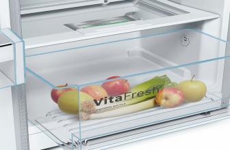 Bosch KSV33VL3P, ¿qué esperar de este frigorífico cíclico?