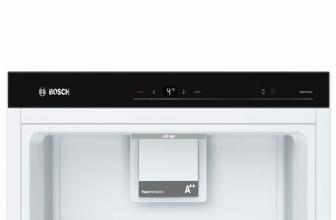 Bosch KSV36AW3P, ¿compensa decantarse por este frigorífico?