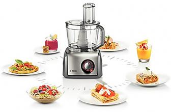Bosch MCM68840 , el robot de cocina ideal para cocinillas.