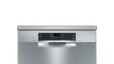 Bosch SMS46MI19E, lavavajillas en acero inoxidable de 14 cubiertos