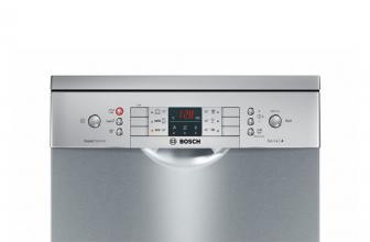 Bosch SPS46MI01E, buen lavavajilla con gran variedad de funciones.