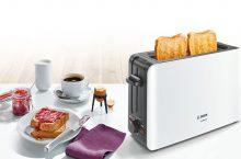Bosch TAT6A001, la tostadora ideal para el desayuno