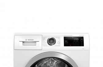 Bosch WTU87RH1ES, secadora eficiente que cuida tu ropa