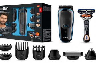 Braun MGK3085, ¿qué opinamos de este set de afeitado?