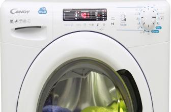 Candy CSS14102D3-S, ahorra y despreocúpate con esta lavadora