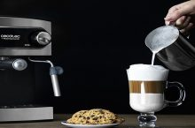 Cecotec power espresso 20, prepara no uno, sino dos cafés a la vez.