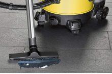 Clatronic BSS 1309, lava aspiradora para dejar perfectas las tapicerías.