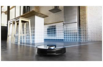Conga 3590, robot aspirador 4 en 1 con mapeado del hogar