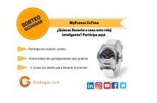 SORTEO: MyKronoz ZeTime, un reloj inteligente híbrido [FINALIZADO]