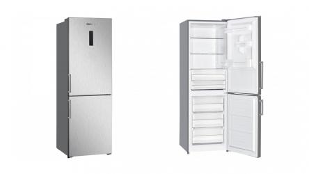 Corberó CCH18519NFINVX, ¿qué ofrece este frigorífico combi?