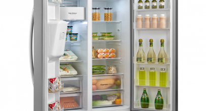 Daewoo FRN-SM20DVSI, ¿qué nos ofrece este frigorífico americano?
