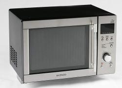Daewoo KOG-837RS, ¿buscas un microondas para el día a día?