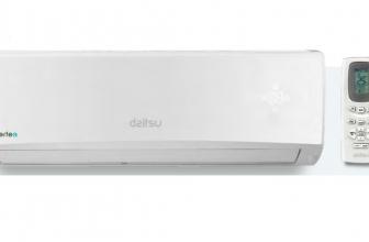 Daitsu ASD12UI-DA, aire acondicionado Split con bomba de calor