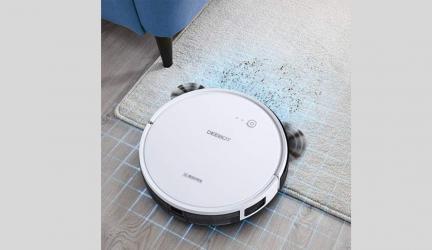 Deebot 605, robot aspirador híbrido a precio competitivo.