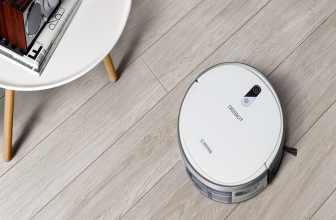 Ecovacs Deebot 710, un robot que analiza el entorno y limpia por ti.