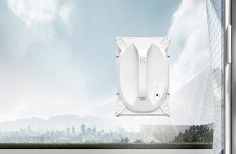 Ecovacs Winbot Bot X, deja que limpie las ventanas por ti