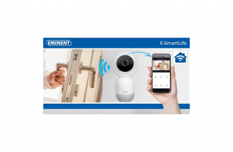 Eminent EM6410, cámara de vigilancia económica con audio bidireccional