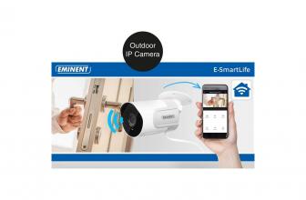 Eminent EM6420, cámara de vigilancia por un precio asequible