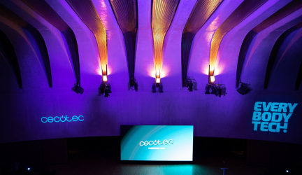 EverybodyTech, evento de Cecotec en el Palau de les Arts Reina Sofía
