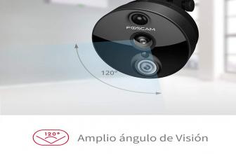Foscam C2, cámara de vigilancia IP inteligente en 2 colores