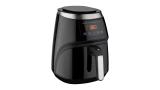 Freidora de aire caliente sin aceite ALDI, para cocinar más sano