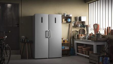 Haier H3F-320WSAAU1, congelador y frigorífico en uno